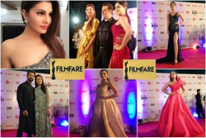 PHOTOS & VIDEO: Best Dressed Celebrities at Filmfare Awards 2017
