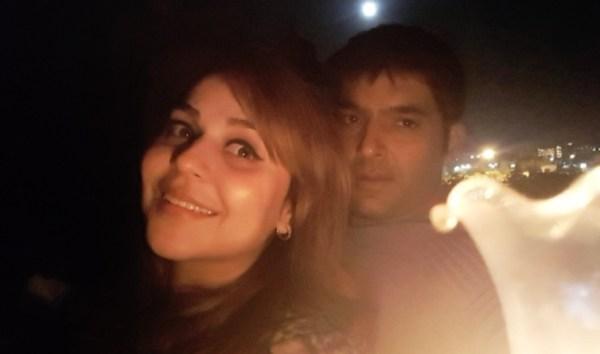 Kapil Sharma's girlfriend