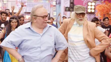 Amitabh Bachchan and Rishi Kapoor's 102 Not Out