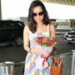Shraddha Kapoor airport look