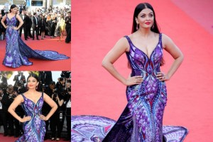 PHOTOS: 3000 Hours Consumed on Aishwarya Rai's Butterfly Dress at Cannes 2018