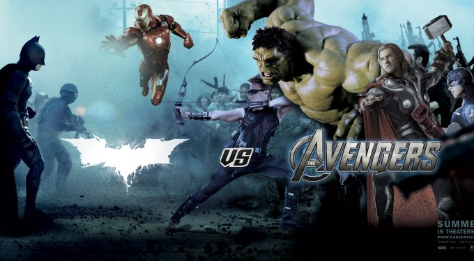 The Avengers vs. The Dark Knight Rises: Which movie is better?