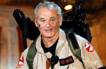 """Official: Bill Murray will not be back in """"Ghostbusters 3"""""""