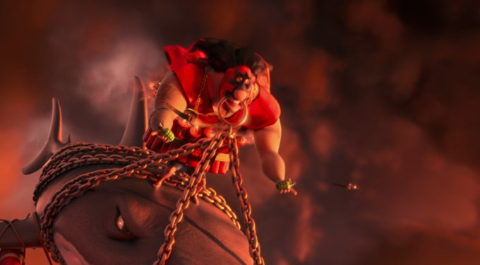 First look at Latino villain 'EL MACHO' in 'Despicable Me 2'