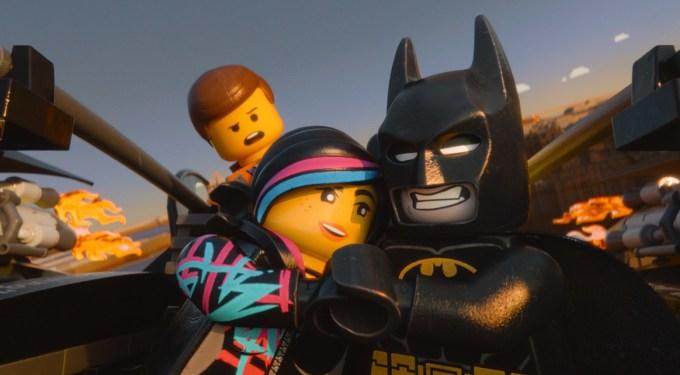 The Lego Movie (Movie Review)