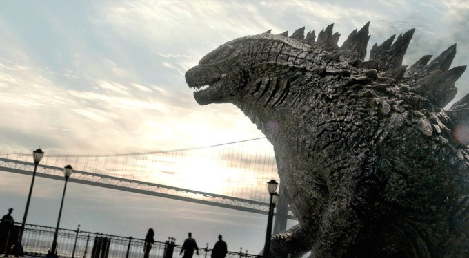 """8 Questions With The Cast And Director Of """"Godzilla"""""""