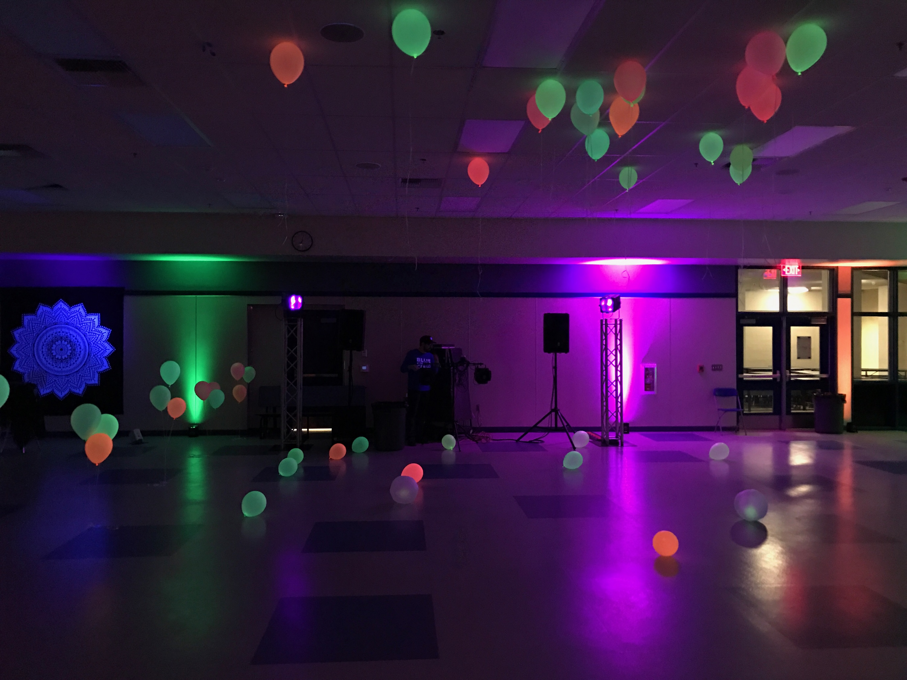 School Dances Rallies and Games Black Light Rallies Balls and Proms Every Fifteen Minutes and Graduations No matter the event your school is having ... & School Events