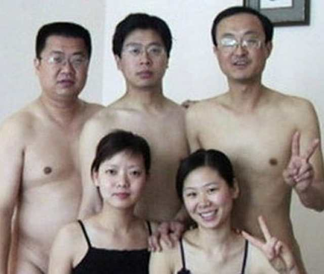 Chinese Communist Party Swinger Sex Tape Videos Leak