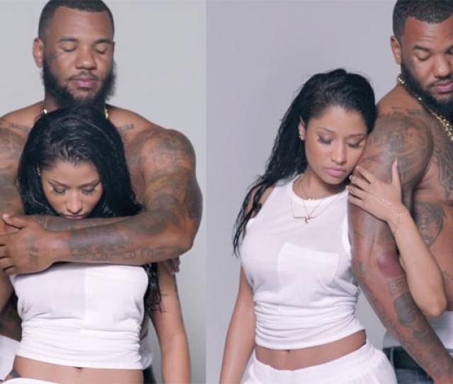 Nicki Minaj Sex Tape Leaks Via Social Media After The Game Meek Mill Feud Heats Up