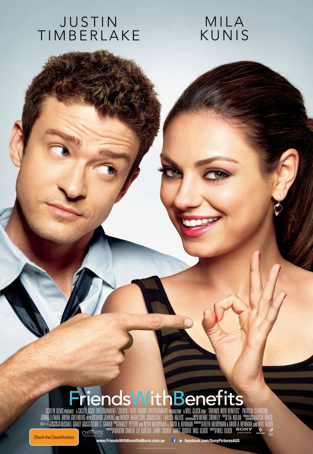 Friends With Benefits on ShowBox Main