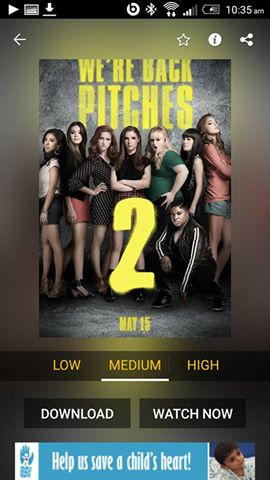 Pitch Perfect 2 on ShowBox 1