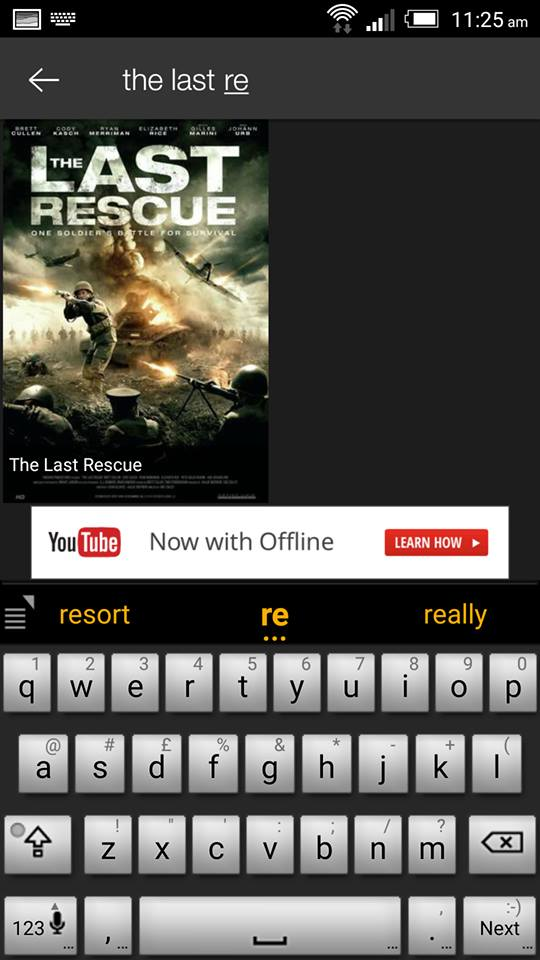 The Last Rescue on ShowBox 2