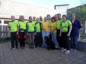 2014 Dänemark Gruppenfoto