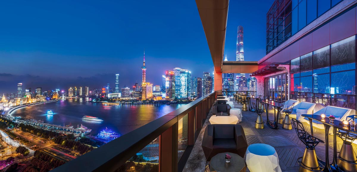 Wanda Reign on the Bund - Shanghai