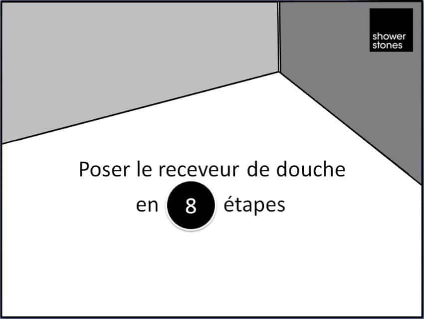 Comment Poser Un Receveur De Douche Extra Plat Shower Stones