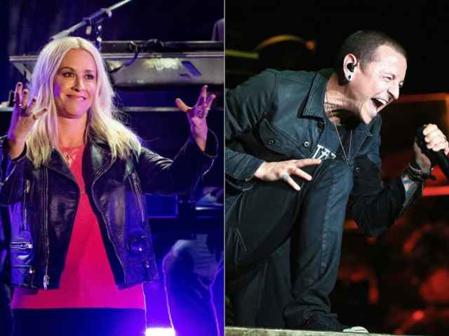Alanis Morissette Officially Releases Song Debuted at Chester Bennington Memorial