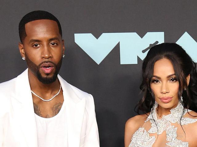 'Love & Hip Hop' Star Erica Mena Files For Divorce From Safaree While Pregnant With Their 2nd Child, Hires NeNe Leakes' Lawyer