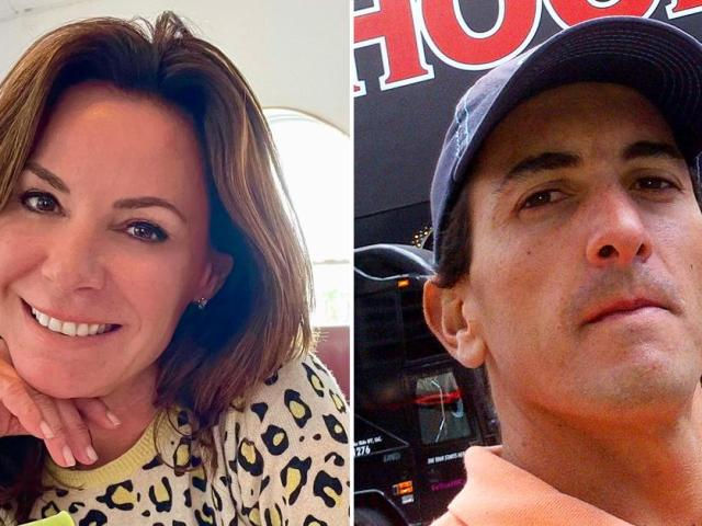 'Real Housewives of New York' Star Luann de Lesseps' Mystery Man Is Former NFL Star Radamez Rubio