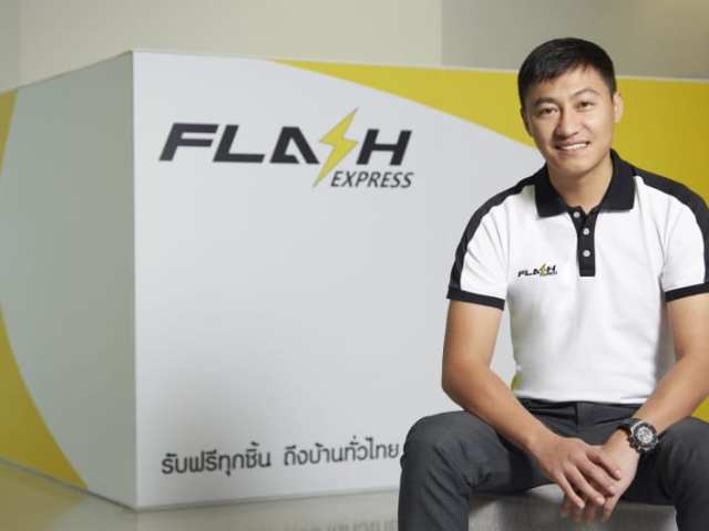 Flash Group becomes first Thai unicorn
