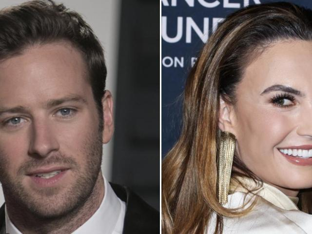 Armie Hammer's Estranged Wife Elizabeth Chambers Is Reportedly Dating Again, Months After The Actor Was Accused Of Rape