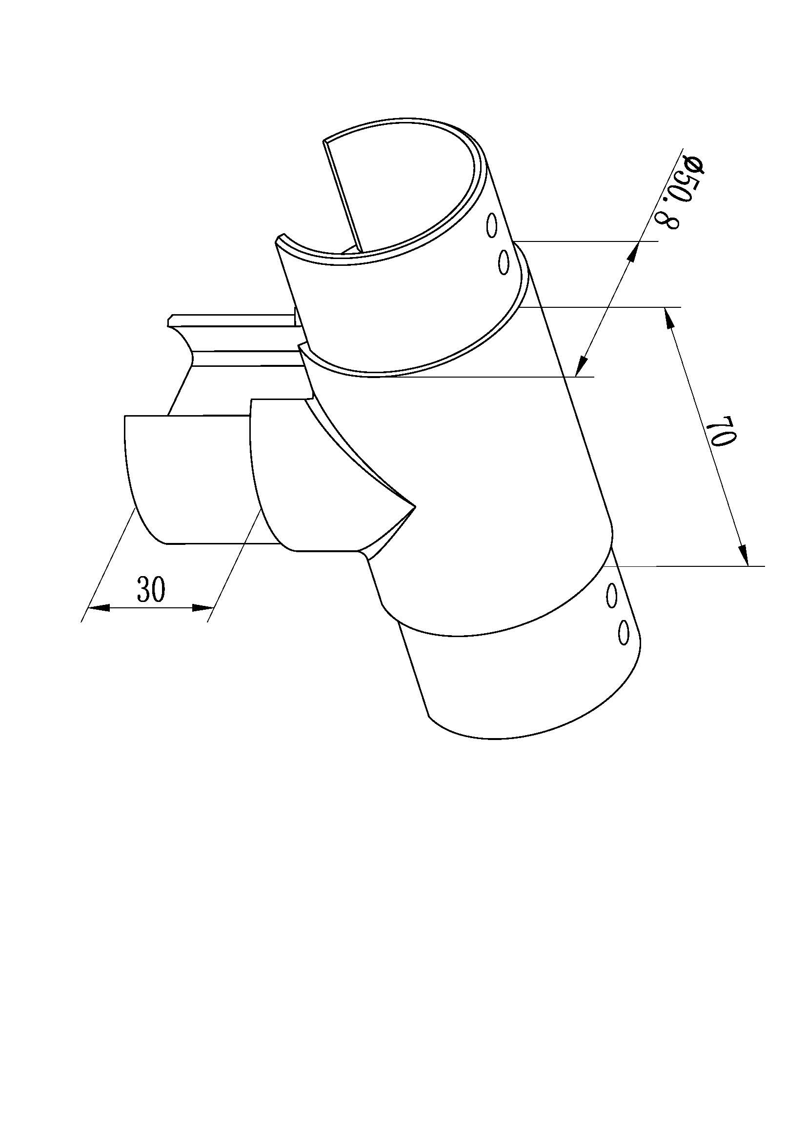 Tube Elbow Connector