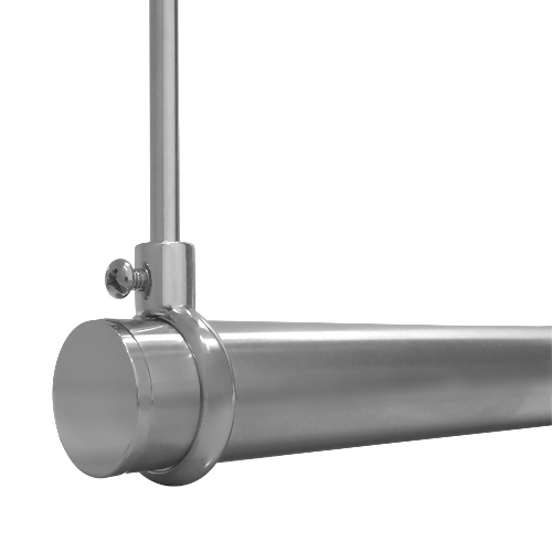 Ceiling Mounted Suspended Shower Rod