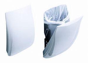 Pressalit RAJA Wall Mounted Waste BasketBin Showers