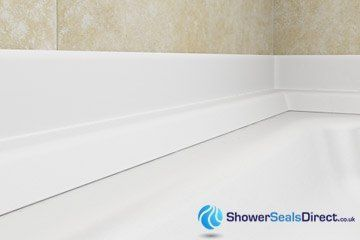 shower seal bath seals how to fit