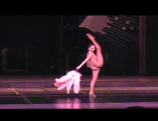 Showgirls.Life Blog –Gazella High Kick