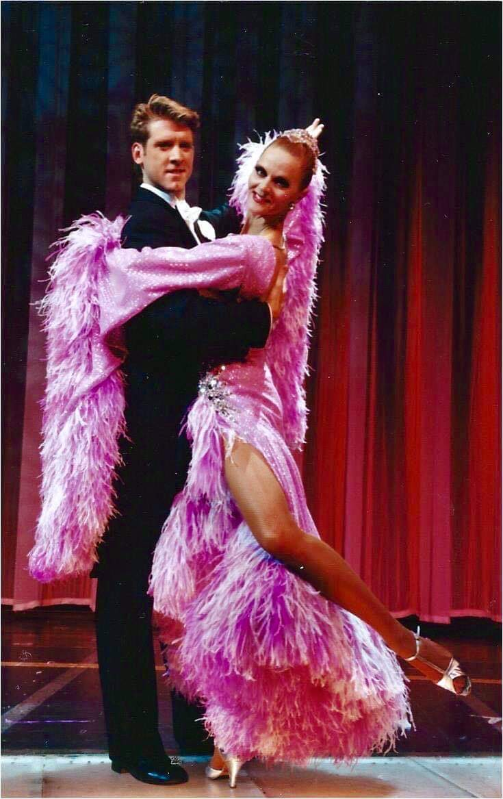 Showgirl's Life Podcast | ep 26 Occupational hazards of dancing in a topless show featuring Scott Barnard