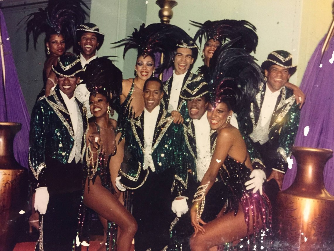 Showgirl's Life Podcast   ep 29 Diversifying the Narrative: stories from dancers of the line formerly known as the Ebony line and beyond part 1, featuring Jakki Ford