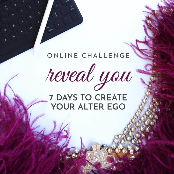 Showgirl's Life | Reveal you: 7 days to create an alter ego challenge