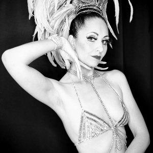 Showgirl's Life blog | Gazealous gallery Showgirl costume designed by Athena Patacsil
