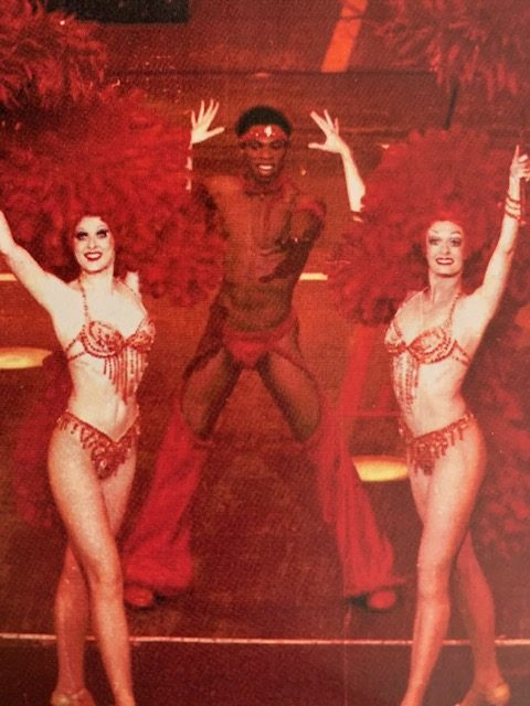 Showgirl's Life Podcast | ep 044 Breaking color barriers in show business as a black male dancer featuring Marty Lewis