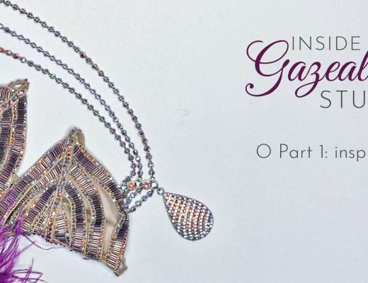 Showgirl's Life blog | Inside Gazealous Studio part 1, inspiration