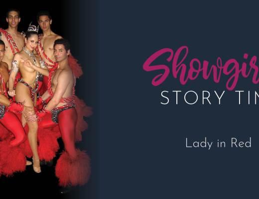 Showgirls Life | Jubilee lead Dancer Showgirl in Bob Mackie