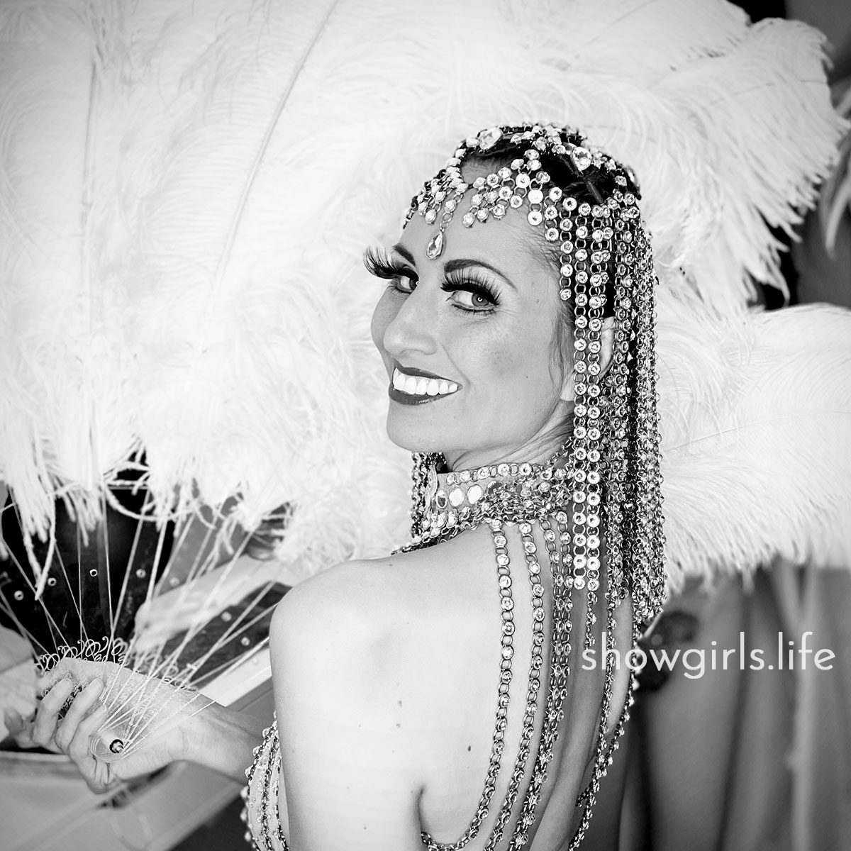 """Showgirl's Life blog   """"Bo"""" gallery costume designed by Athena Patacsil"""