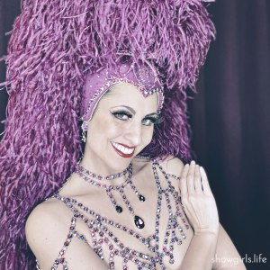 Showgirl's Life | Love Showgirls costume designed by Athena Patacsil