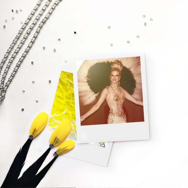 "Showgirl's Life podcast   ep 046 How a 5'4"" singer dancer came to be the Principal singer in Lido de Paris Allez Lido featuring Debra Lee Kristian, part 2"