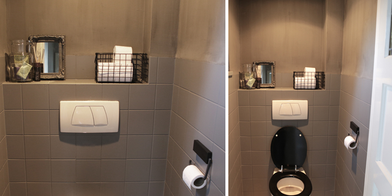 Toilet stoel decoratie u stockfoto mrsiraphol