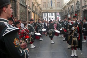 Red Hackle Pipe Band