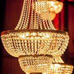 lampara de cristal tipo 1A