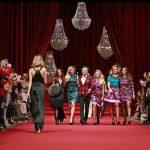 fashion show Lamparas desfile de moda