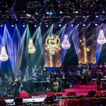 Iluminacion arañas concierto proms