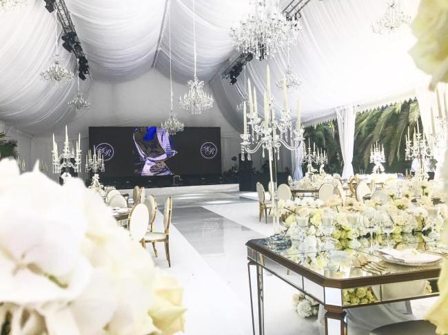 boda de lujo marbella