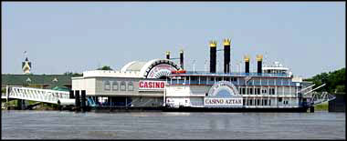 Casino on Mississippi River
