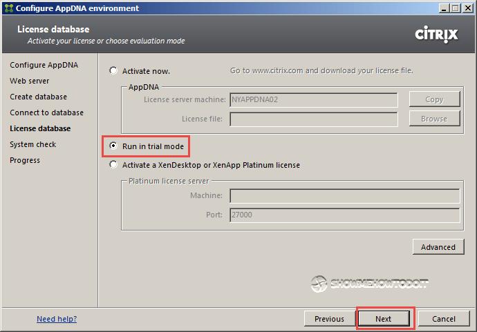 AppDNA 7 Licensing Options
