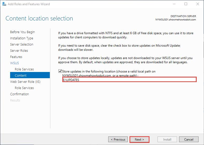 Windows-Server-2016-Update-Services-Install-11
