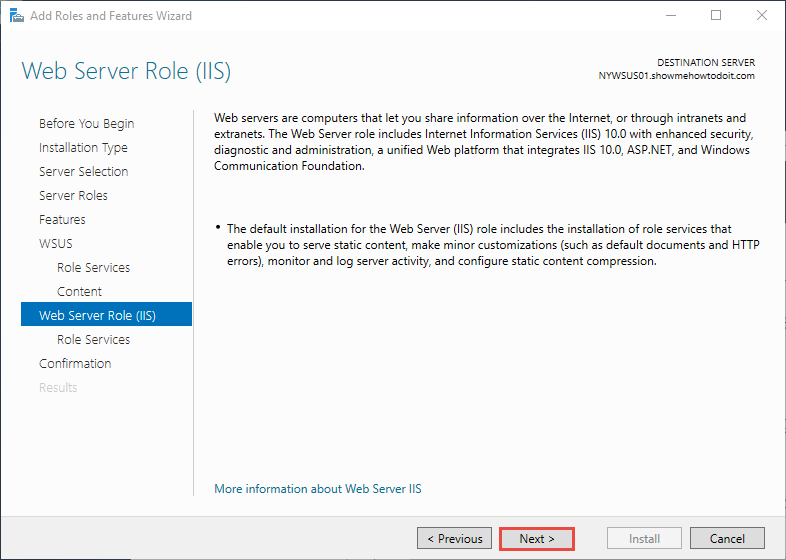 Windows-Server-2016-Update-Services-Install-12