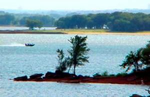 Arcadia Lake in Edmond